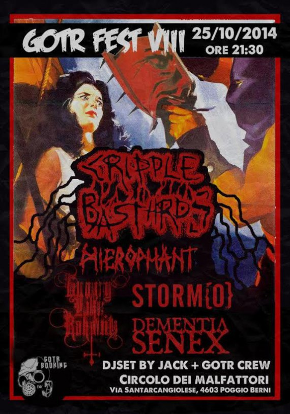 GRIND ON THE ROAD FESTIVAL 2014
