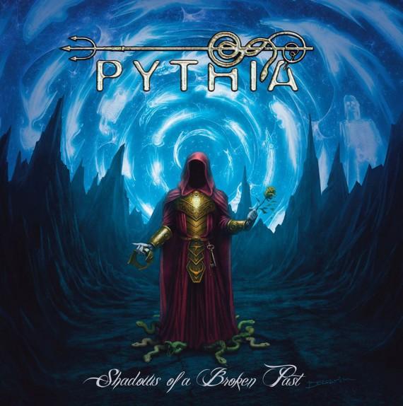Pythia - Shadows Of A Broken Past - 2014
