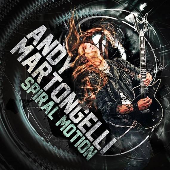 andy martongelli - spiral motion - 2014