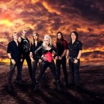 "BATTLE BEAST: il lyrics video di ""Touch In The Night"""