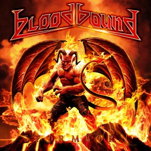 bloodbound - stormborn - 2014
