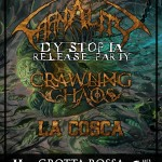 CARNALITY: release party a Rimini
