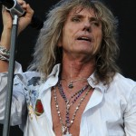 DAVID COVERDALE: ospite nell'album dell'ex WHITESNAKE Bernie Marsden