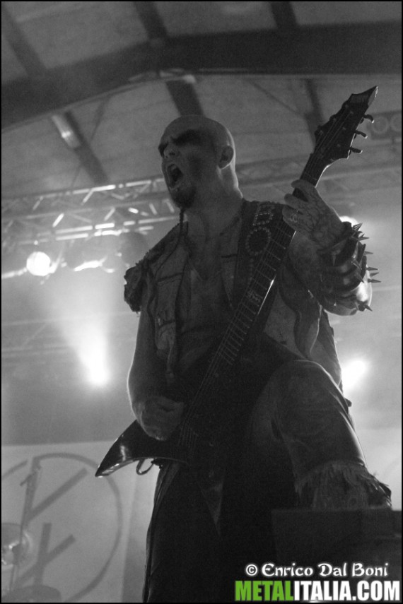 dimmu borgir - silenoz live bologna - 2012