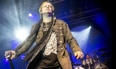 edguy - featured concerto live club - 2014