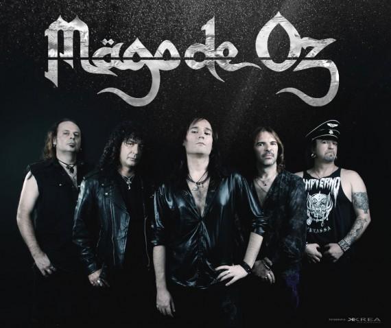 mago de oz - band -2014