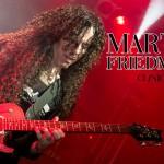 MARTY FRIEDMAN: guitar clinic a Cagliari