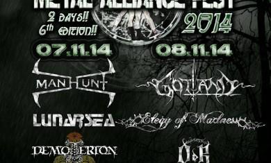 metal alliance fest 2014