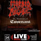 Morbid Angel + Methedras