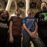 napalm death - band - 2014