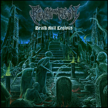 revel in flesh - Death Kult Legions - 2014