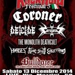 BULLDOZER: Meet & Greet con i fan e altri ospiti per il ROCK HARD FESTIVAL ITALIA 2014
