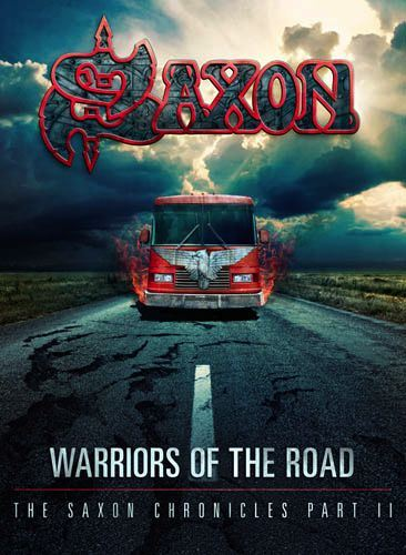 Saxon Power and The Glory - The Eagle Has Landed