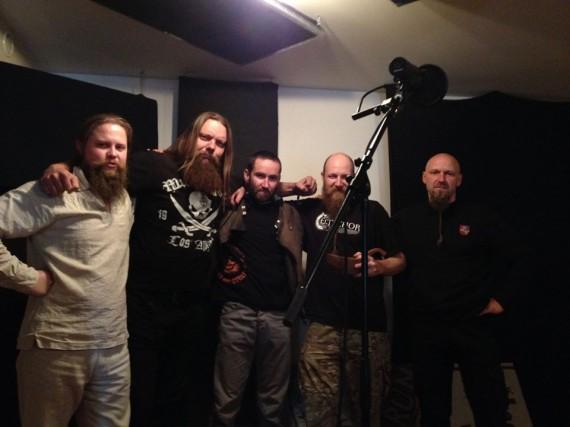 skyforger - studio - 2014