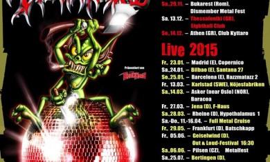 tankard - tour - 2015