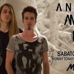 """ANEWRAGE: domani sera al Honky Tonky di Seregno il release party di """"ANR"""""""