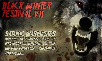 Black Winter Festival VII