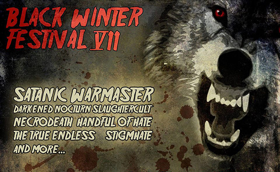 Black Winter Festival VII