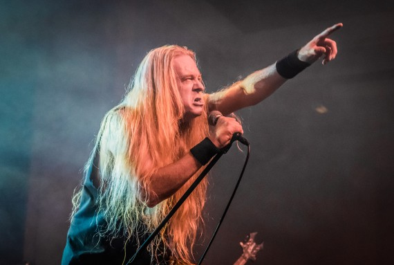 Bolt Thrower - damnation fest - 2014