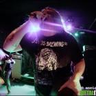 CANNIBAL CORPSE: le foto del concerto di Roncade