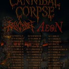 Cannibal Corpse + Revocation