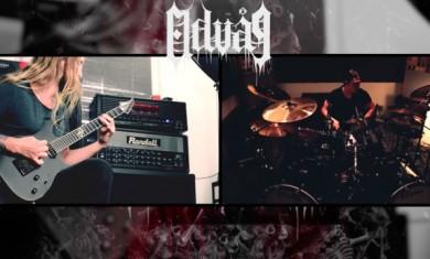 Eldvag - band - 2014