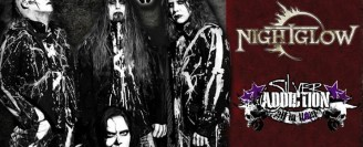 Lizzy Borden + Nightglow + Silver Addiction