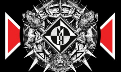 Machine Head - logo - 2014
