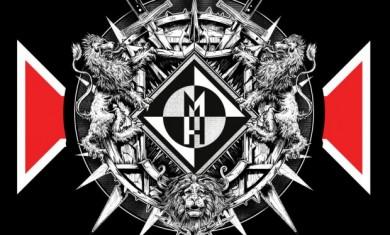 Machine Head - logo - 2014