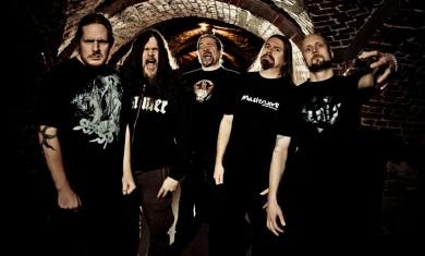 Meshuggah - foto intervista 1 - 2014