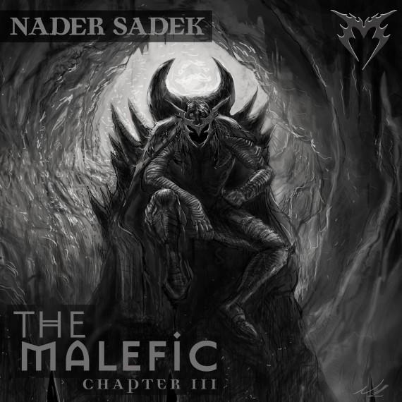 Nader-Sadek-The-Malefic-Chapter-III-2014