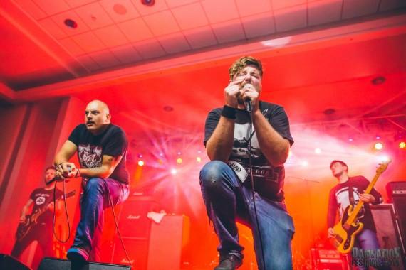 Raging Speedhorn - damnation fest - 2014