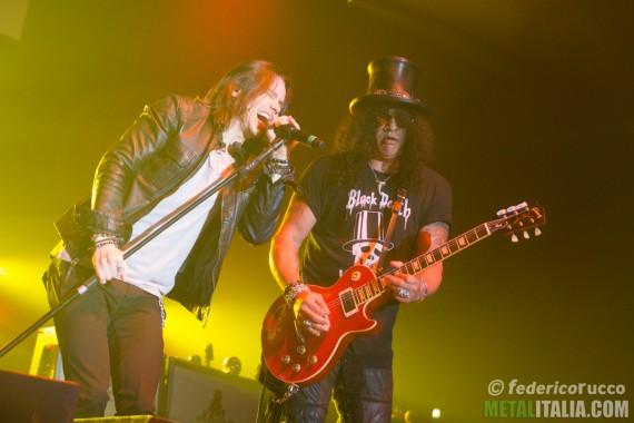 Slash - Live - 2014