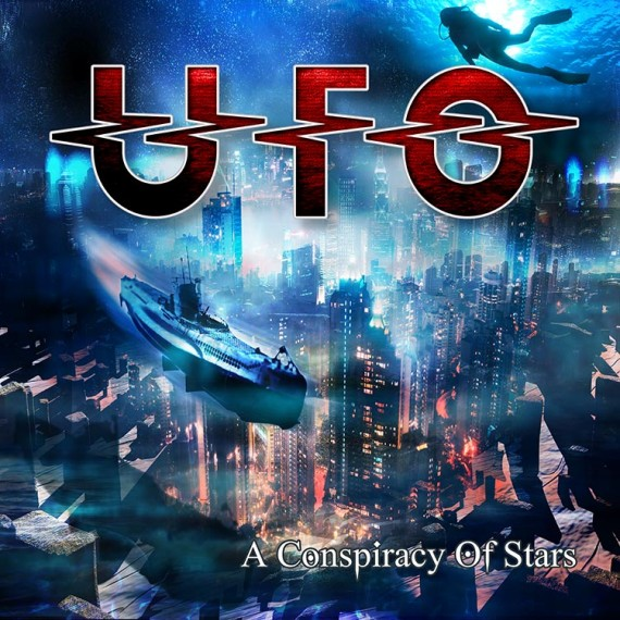UFO A Conspiracy Of Stars - 2015