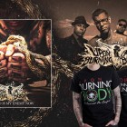 UPON A BURNING BODY: cd e maglietta in omaggio