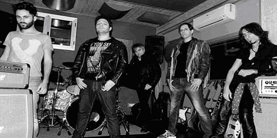 black inside - band - 2014
