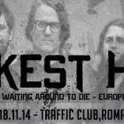 DARKEST HOUR: biglietto omaggio per la data di Roma