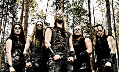 ensiferum - band - 2014
