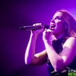 Simone Simons - Epica live 2014