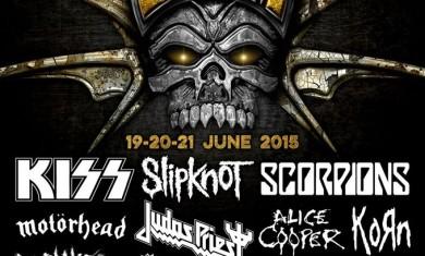 graspop metal meeting 2015 - headliner e prime conferme