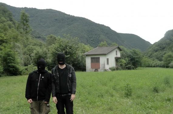 hate & merda - band - 2014