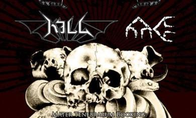 hell militia - tour - 2014