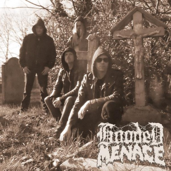 hooded menace - band - 2014