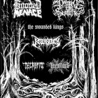 Hooded Menace + Dragged Into Sunlight + Resurgency + The Wounded Kings + Decrepid