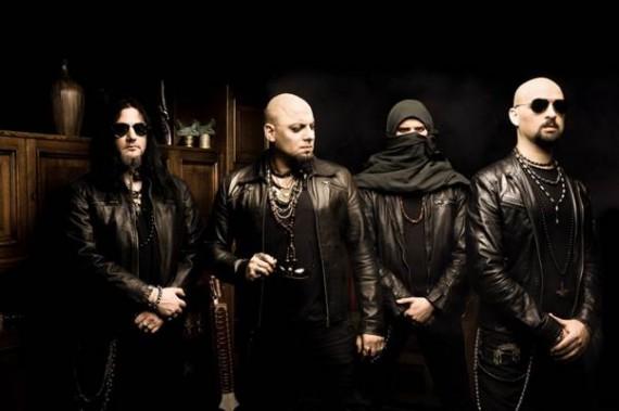 melechesh - band - 2014