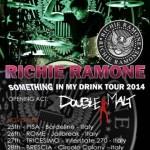 RAMONES: il batterista Richie Ramone in Italia per sette date dal vivo