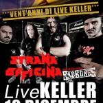 STRANA OFFICINA: show per il ventennale del Live Keller di Curno (BG)