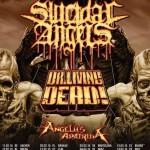 SUICIDAL ANGELS: le date del tour europeo