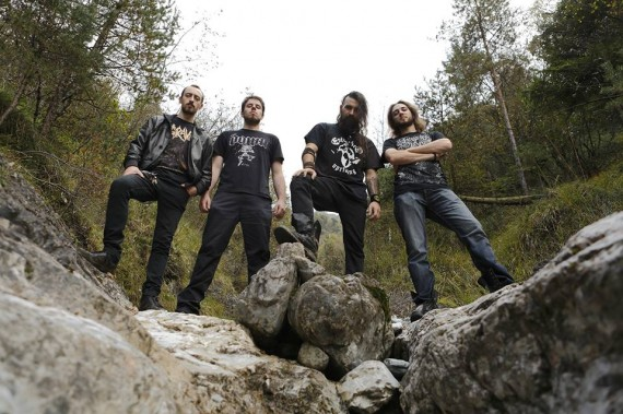 ulvedharr - band - 2014