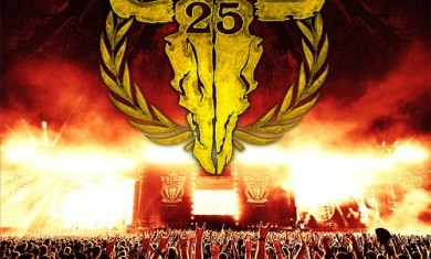 25 Years Of Wacken - Snapshots, Scraps, Thoughts & Sounds - 2014